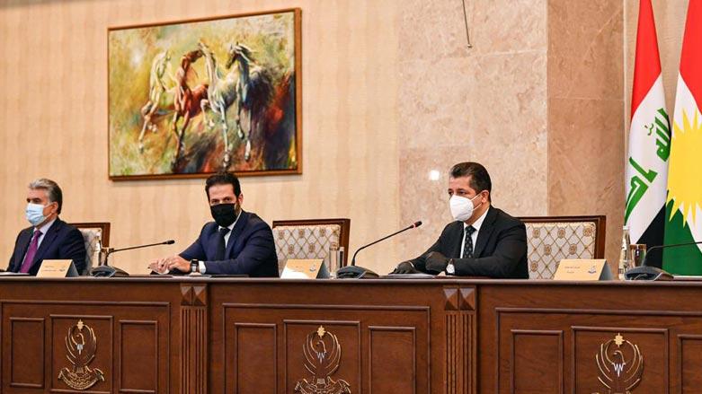 Kürdistan | Bakanlar Kurulu, Kürdistani bölgeleri ele aldı