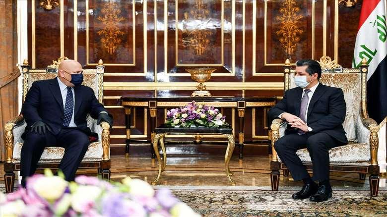 Başbakan: Uluslararası toplum, IŞİD mağdurlarına destek olmalı