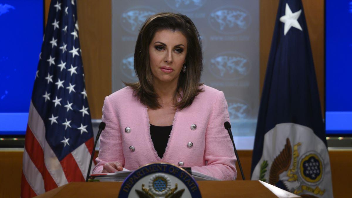 ABD'den İran destekli güçlere ilişkin açıklama
