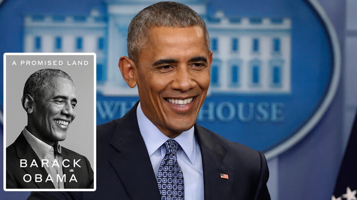 Obama di pirtûka xwe de behsa Kurdan, Rojhilata Navîn û Erdogan dike