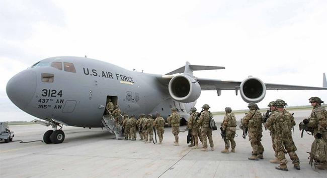 ABD, askerlerini Doğu Avrupa'ya konuşlandıracak