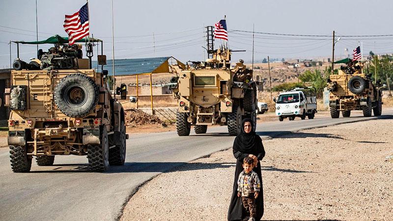 ABD'den askeri sevkiyat: Rojava'ya ulaştı