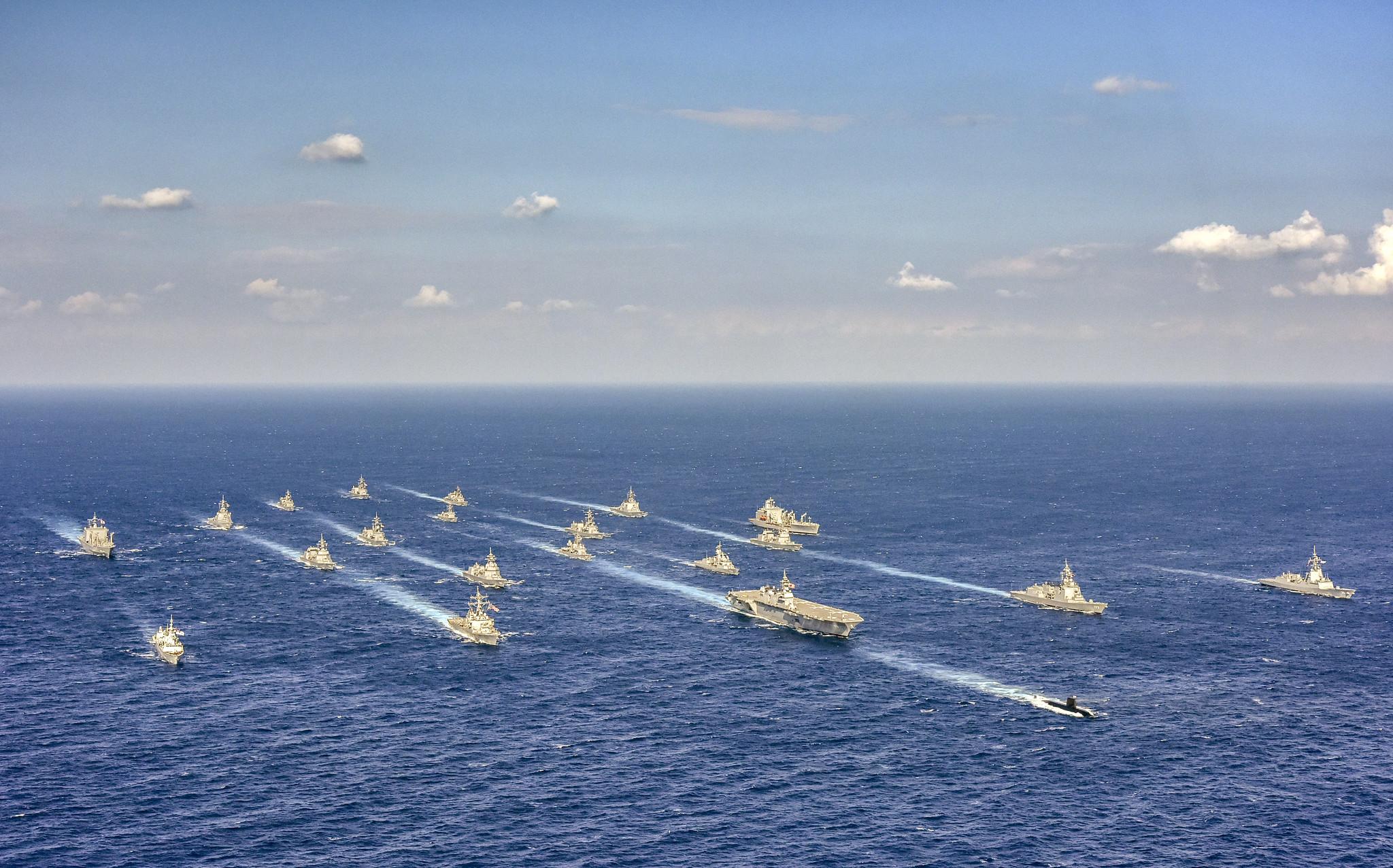 Moskova'dan Washington'a ABD Donanmasına ilişkin nota!