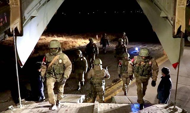 Rusya'dan Karabağ'daki barış gücüyle ilgili iddialara yanıt