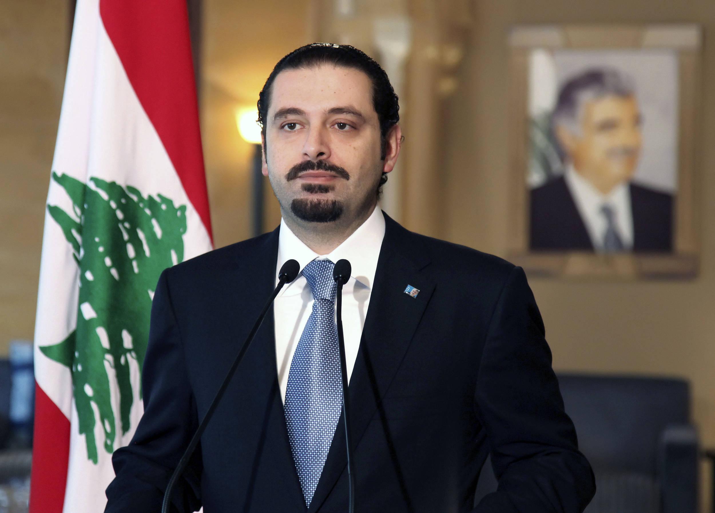 Lübnan'da hükümeti kurma görevi yeniden Hariri'ye verildi