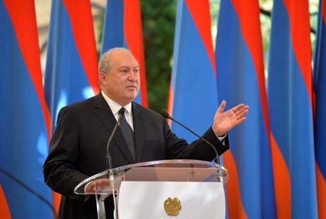 Sarkisyan: Bir saldırı olursa Rusya, Ermenistan'ın yanındadır