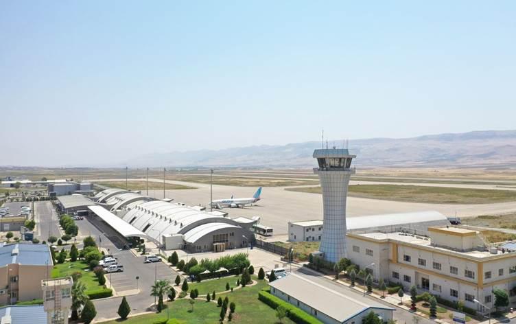 Süleymaniye ve Türkiye arasında uçak seferleri yeni başlıyor