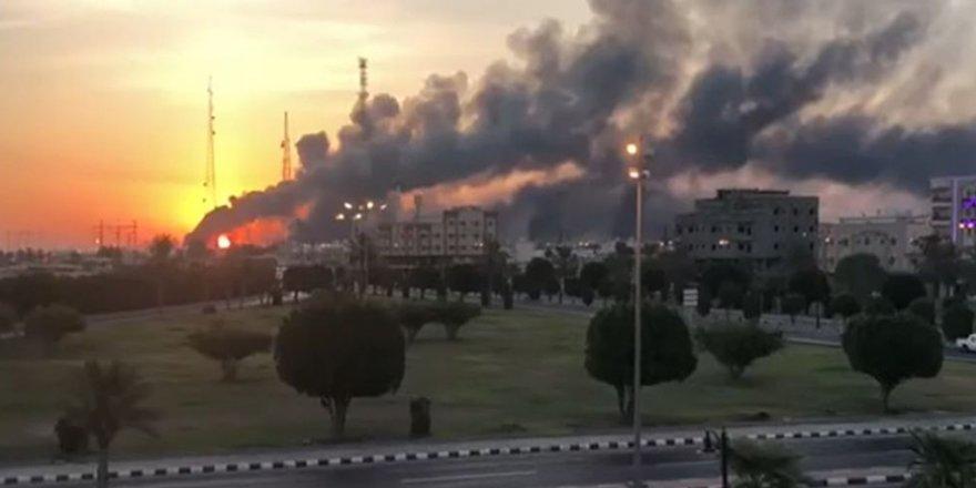 Suudi yönetimi Aramco saldırısını doğruladı!