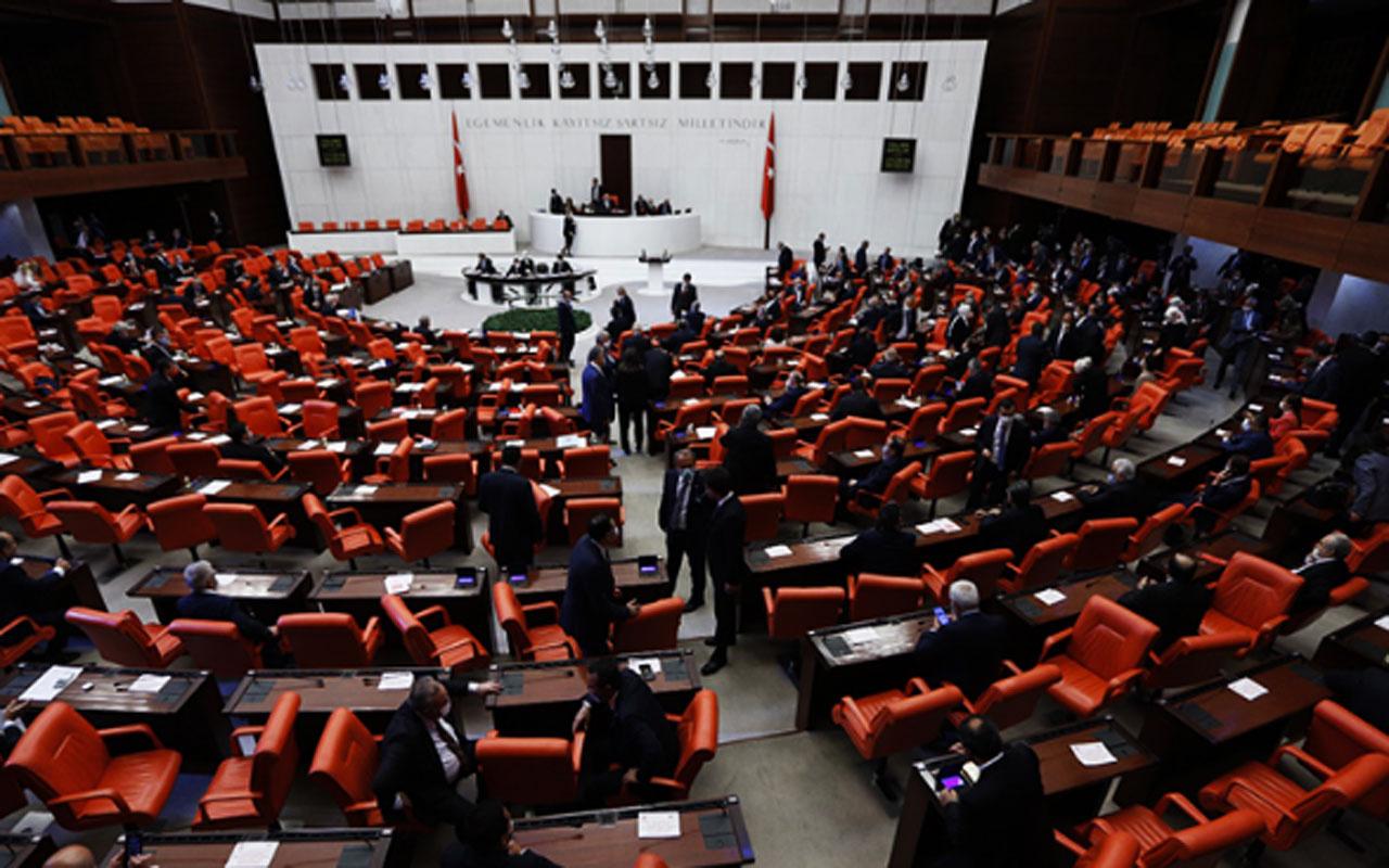 TBMM'de 4 partiden Fransa Senatosu'na tepki!