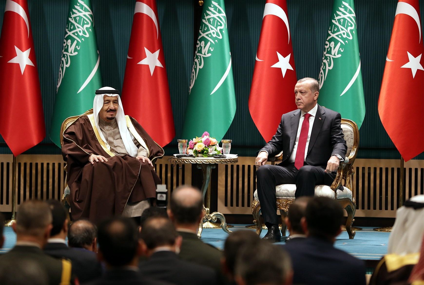 Suudi Arabistan'ın, Türk mallarına karşı boykotu resmileşti
