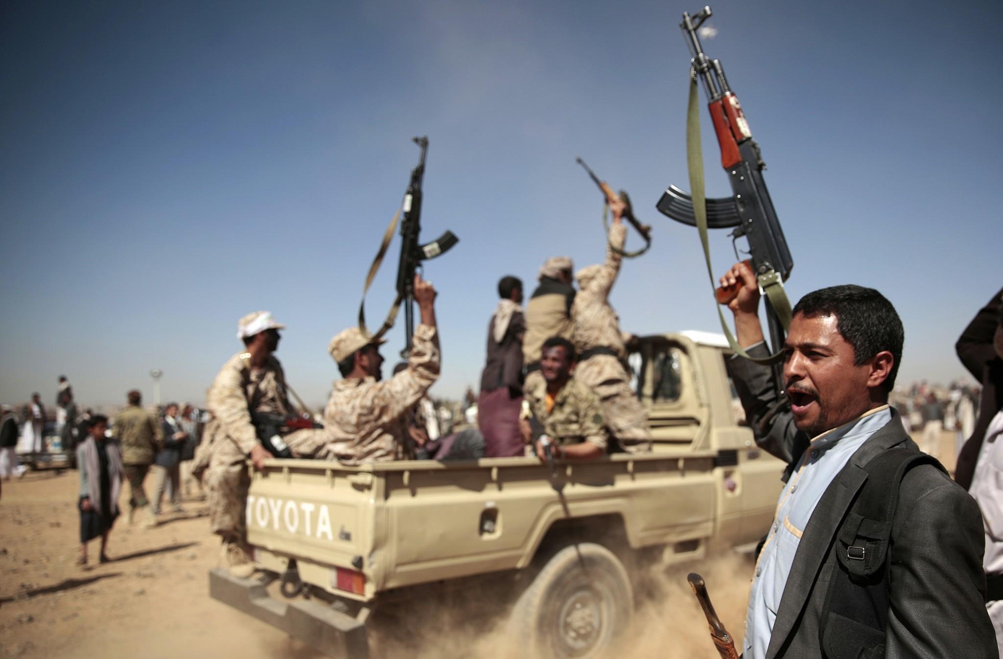 Beyaz Saray: İranlı milisler için tüm seçenekler masada