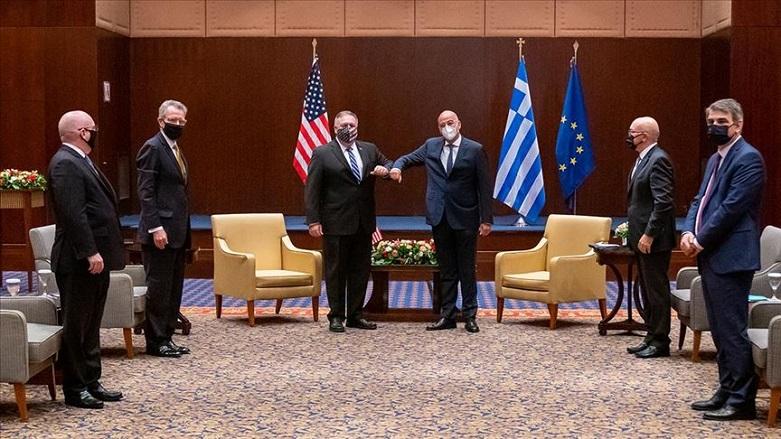 ABD ve Yunanistan arasında kapsamlı anlaşma!
