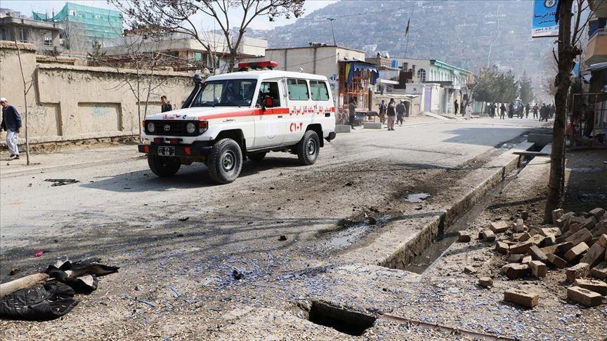 Afganistan'da bombalı saldırı: Ölü ve yaralılar var...