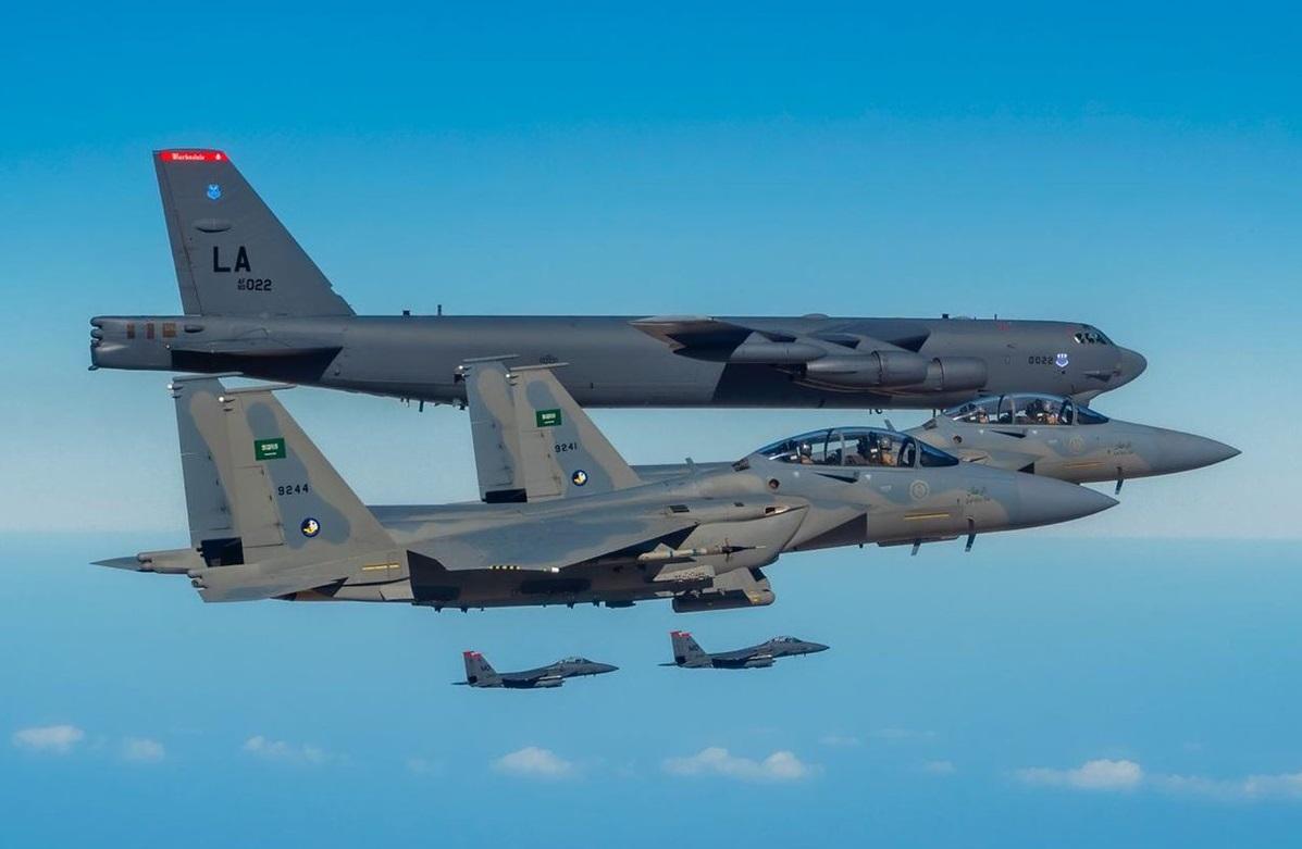 ABD'nin nükleer bombardıman uçakları Orta Doğu'da
