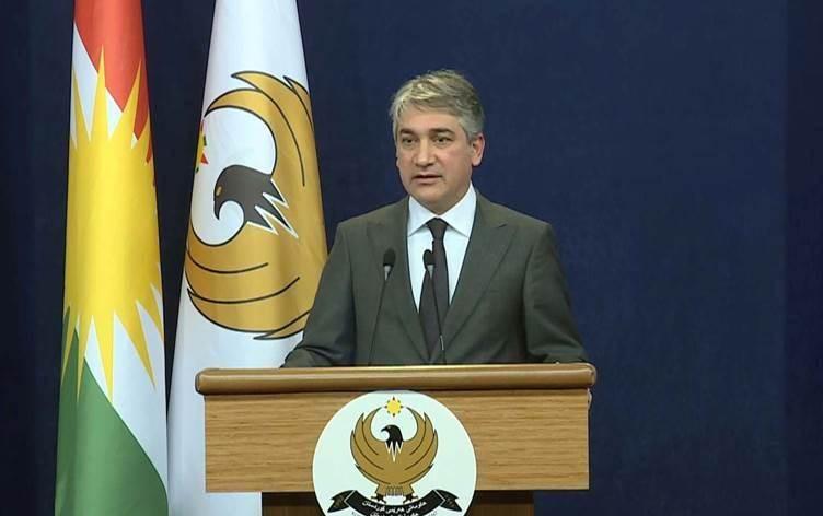 """""""ABD'den Rojava sınırına asker konuşlandırmasını istedik"""""""