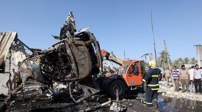Diyala'da petrol tankerine saldırı: 6 can kaybı...