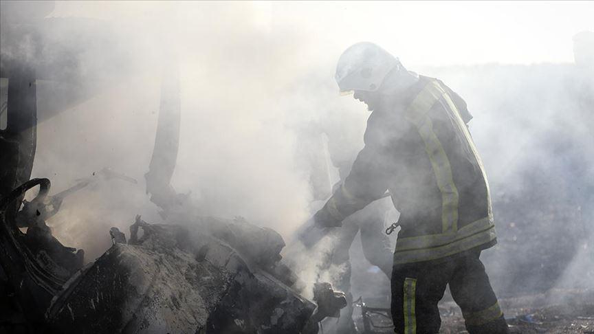 Efrin'de bombalı saldırı: 1 ölü, 8 yaralı