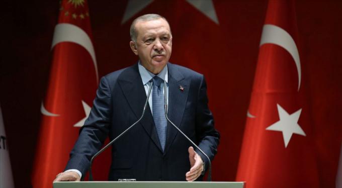 Erdoğan'dan Kovid-19 tedbirleri ve aşı açıklaması