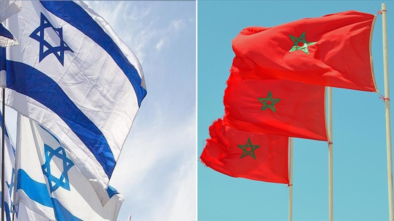 Fas'tan bir heyet İsrail'e büyükelçilik açma için ziyaret etti