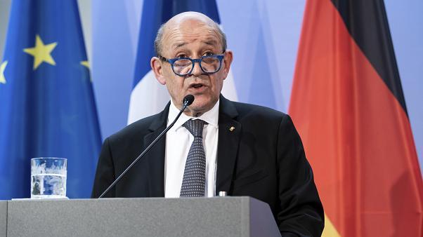 """Fransa: """"Karabağ'daki 'yabancı milisler' bölgeyi terk etmeli"""""""