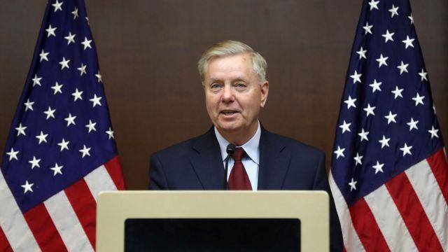 Graham: Anlaşmaya dönmek Biden için felaket olur