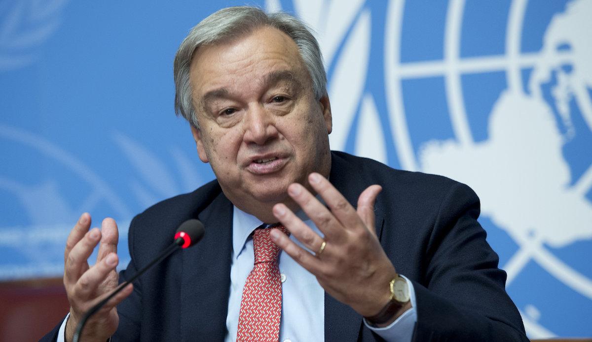 BM'den çağrı: Askeri ve silah yarışını bırakın...
