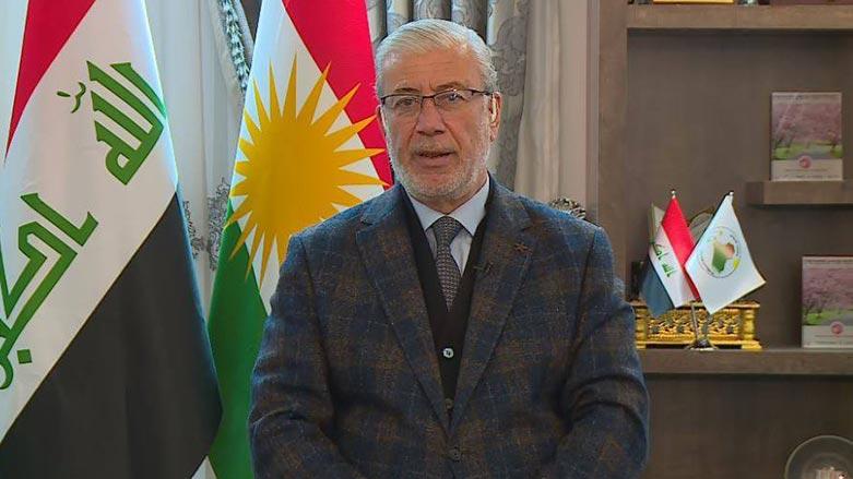 """Haddad: """"Bütçede Kürt hakları ile ilgili pozitif hava var"""""""