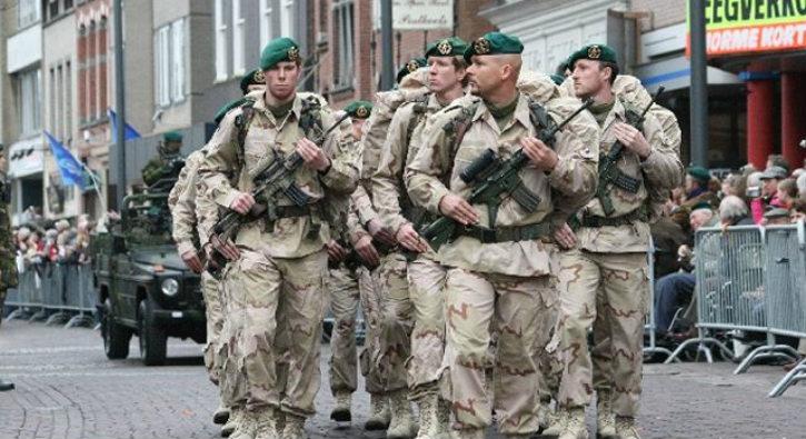 Hollanda'da kriz büyüdü: Ordudan destek istendi!