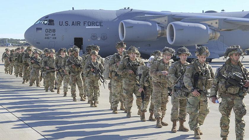ABD: Irak'taki güçlerimizi azaltacağız...