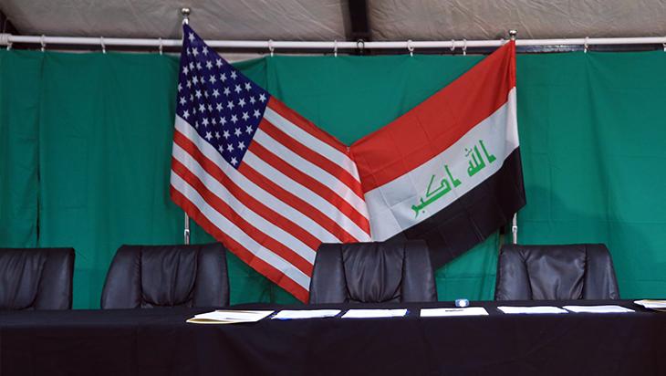 ABD'nin Haşdi Şabi liderine yönelik yaptırımına Irak'tan tepki