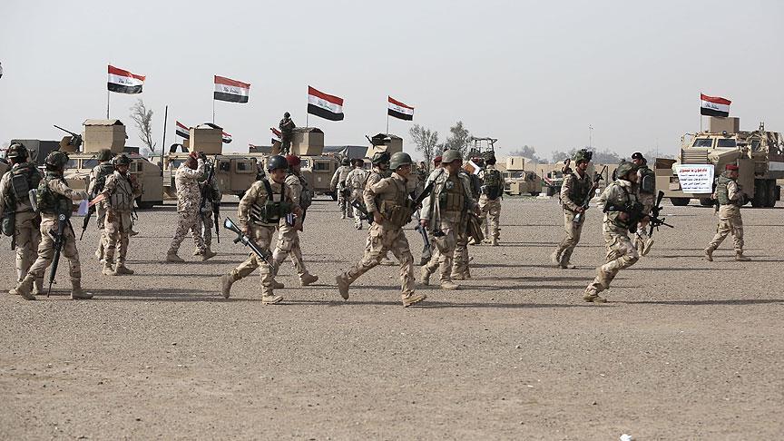 Irak ordusundan Musul'da IŞİD operasyonu: 12 Ölü