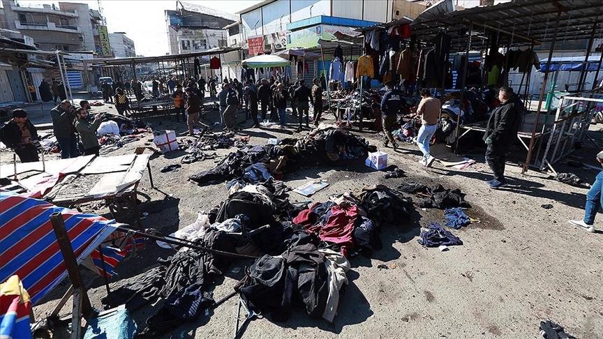 Irak: Saldırının arkasında IŞİD var!