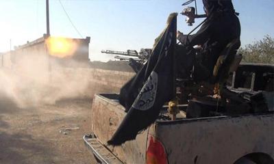 IŞİD çeteleri, Xanekin'de Irak güçlerine saldırdı