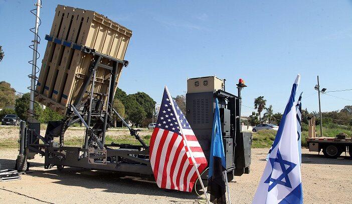 İsrail, ABD'ye sattığı Demir Kubbe sevkiyatını tamamladı