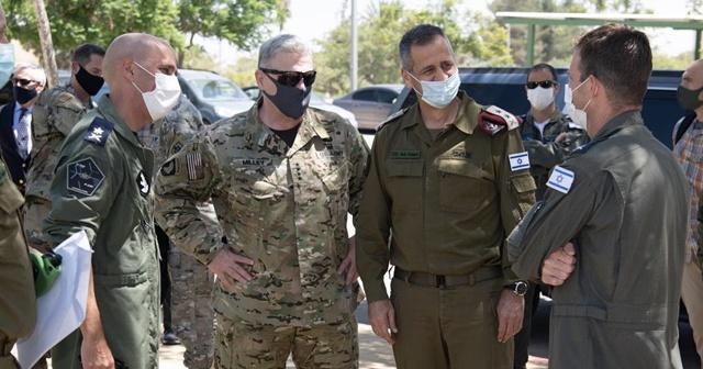 İsrail: İran saldırılarına karşı hazırlıklıyız...