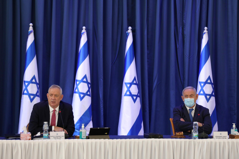 İsrail'de yeniden erken seçim krizi!