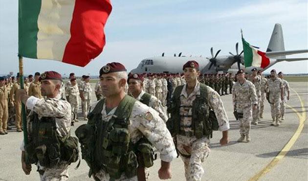İtalya ve Libya arasında askeri iş birliği anlaşması!