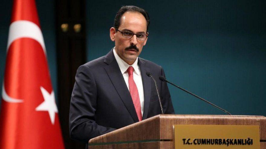 AB'nin Türkiye'ye yaptırım düşüncesine Ankara'dan tepki