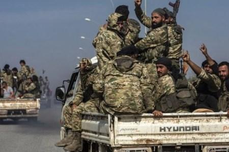 Dağlık Karabağ'daki militanlar Suriye'ye döndü!