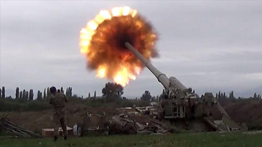 Azerbaycan: Ermenistan güçleri, ateşkesi ihlal etti