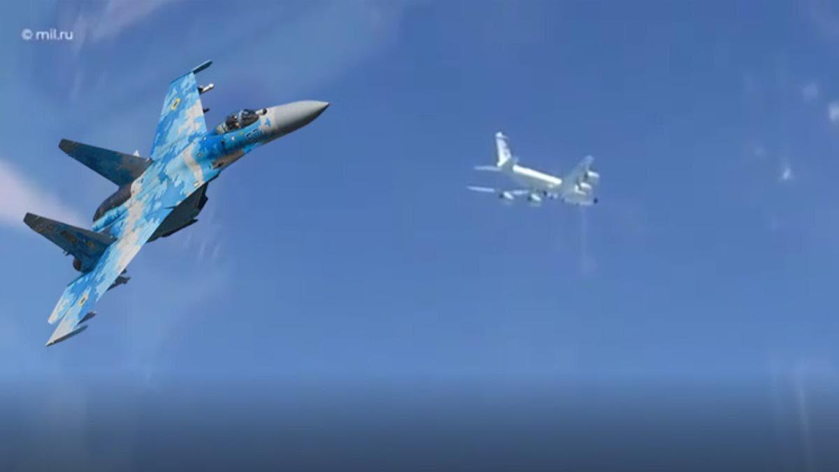Rusya'da ABD'nin keşif uçağına Karadeniz'de önleme!