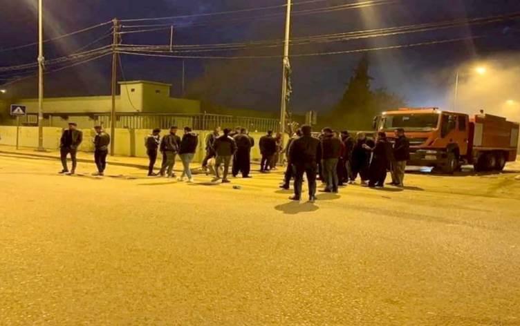 Süleymaniye'de KDP ve KYB binalarına saldırı girişimi!