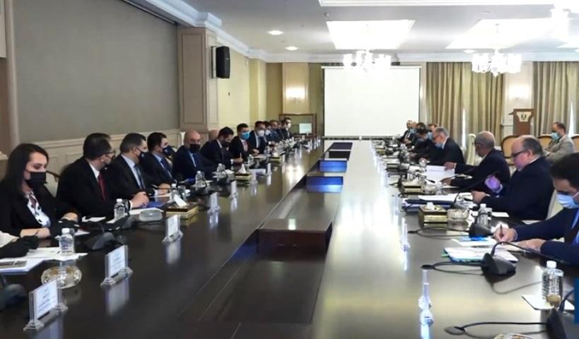 Erbil heyeti: Mali haklar, anayasa göre verilmeli...