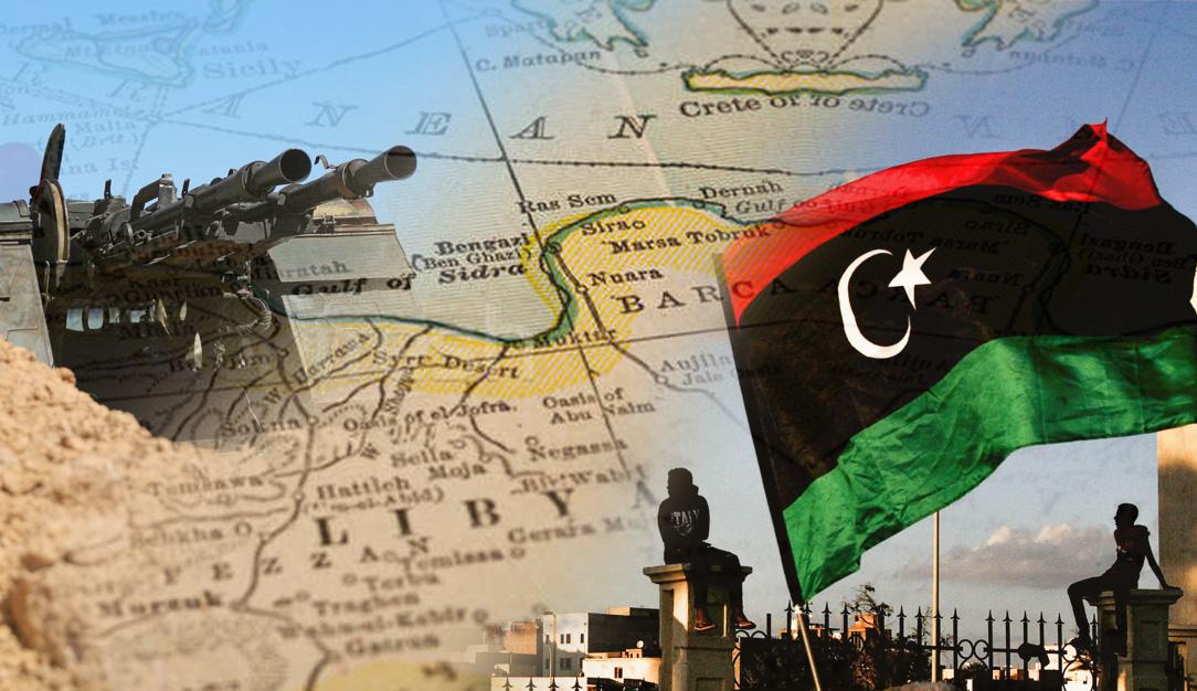 ABD, Fransa, Almanya, İtalya ve İngiltere'den Libya görüşmesi