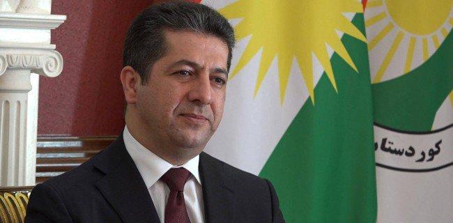 Başbakan'dan Kürdistan Kadınlar Birliği'ne mesaj!