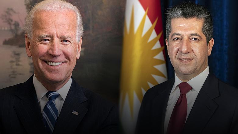 Başbakan'dan Biden'a mesaj: Ortaklığı güçlendirmek istiyoruz!