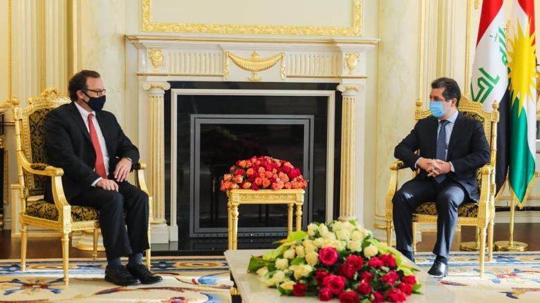Başbakan: ABD, Erbil-Bağdat müzakerelerinde gözlemci olmalı