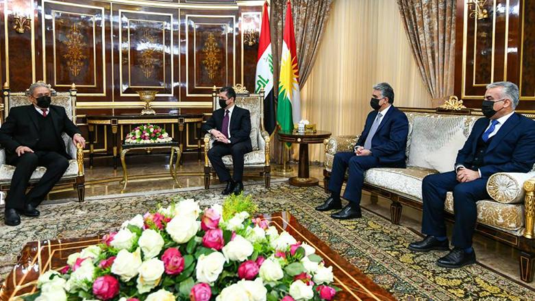 Başbakan'dan Irak'a: Silahlı güçler, Şengal'den çıkmalı!