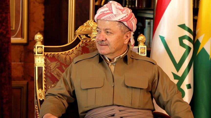 Başkan Barzani'den Miladi yılbaşı mesajı!