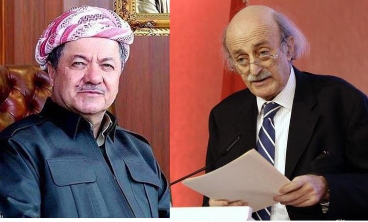Başkan Barzani, Lübnanlı siyasi liderle görüştü